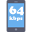 Luister mee via mobile 64 KBPS
